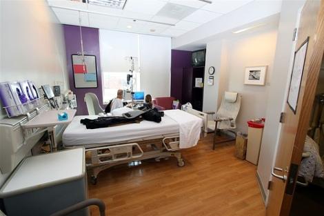 Usa, J.Hopkins hospital